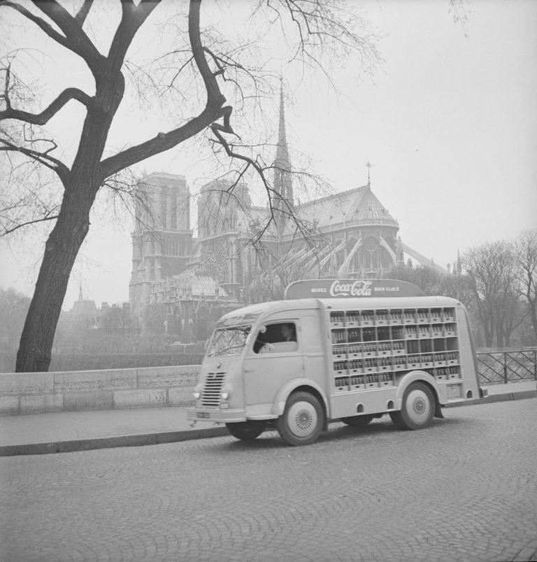 Paseos por la historia – La llegada de Coca-Cola a Francia en los años 50
