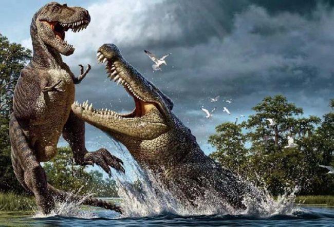 9 Criaturas marinas prehistóricas que te alegrarán saber que se han extinguido