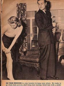 Así era la Guía para mujeres solteras de 1938