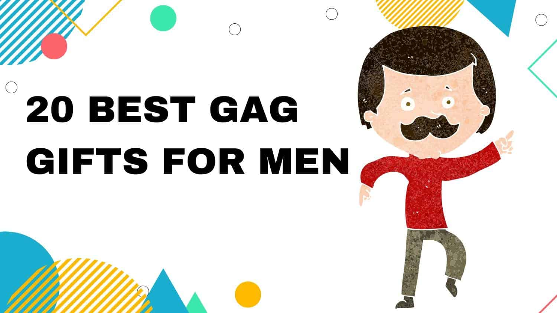 Regalos de mordaza para hombres – GifSec