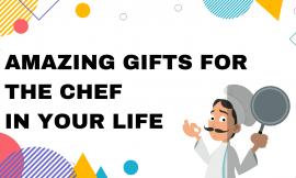 Los 10 regalos más deliciosos para chefs