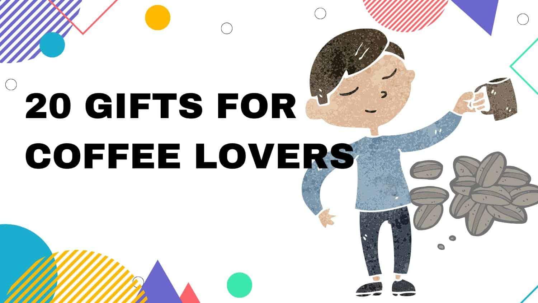 Regalos para los amantes del café – GifSec