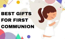 Regalos de primera comunión – GifSec