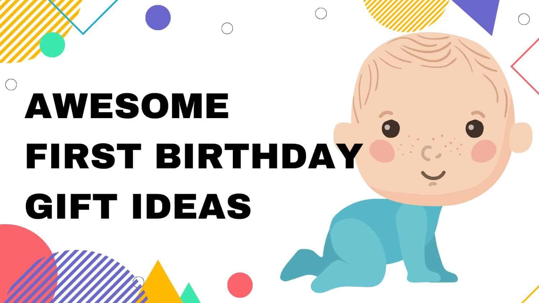 Ideas para un primer regalo de cumpleaños – GifSec